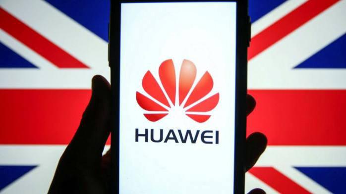 华为英国部门去年营收和营业利润因5G设备被禁下滑逾20%