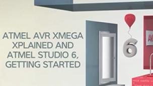 Atmel AVR XMEGA Xplained与Atmel Studio 6介绍
