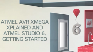 使用Atmel Studio 6进行AVR应用调试