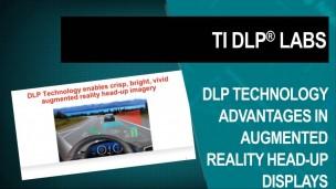 TI DLP® Labs - 汽车:抬头显示
