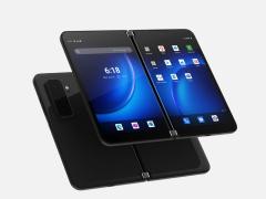 约 9705 元,微软 Surface Duo 2 安卓手机正式发布:搭载骁龙 888 5G 芯片,双 5.8 英寸 90Hz OLED 显示屏,后置三摄像头