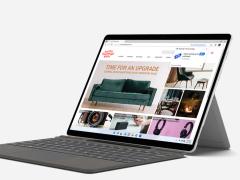 约 5816 元,微软 Win11 ARM 笔记本 Surface Pro X 新款发布:只支持 Wi-Fi