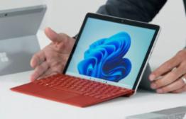 微软Win11平板电脑Surface Go 3正式发布